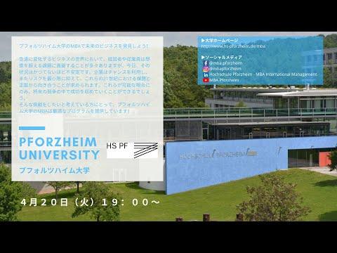 ②プフォルツハイム大学